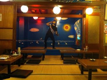 昭和屋台酒場の雰囲気1