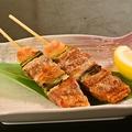 料理メニュー写真焼きサボマ(2本)