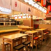 天ぷらと海鮮 ニューツルマツ 心斎橋パルコ店の雰囲気2