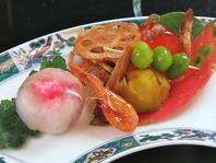 京都に39年居住した料理長がつくる本物の京料理を黒崎で