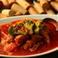 料理メニュー写真●トリッパと牛すじ肉のことことトマト煮込み
