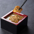 料理メニュー写真ごま風呂キムチ