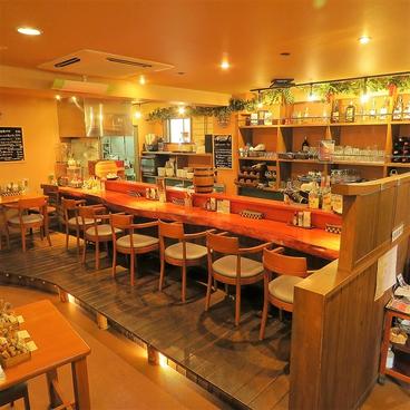カフェ&ダイニング デルフィーノ 入曽店の雰囲気1