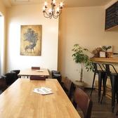 Ωcafe オーカフェ Gluten Free 横浜 桜木町店の雰囲気3