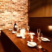 少人数の団体様でもご案内できる個室席を豊富にご用意しております。新宿での様々なシチュエーションにお使い頂ける完全個室を完備!☆合コン・女子会・誕生日は新宿で人気♪