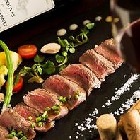 絶品欧風料理が多数!お肉料理や鮮魚カルパッチョ等も♪