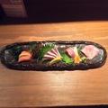 料理メニュー写真お刺身盛り合せ四種(2~3名様)