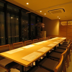北海道十割 蕎麦群 ル・トロワ店の雰囲気1