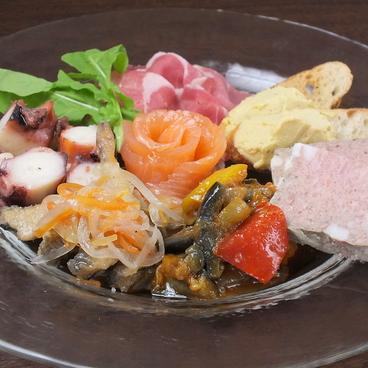 オステリアレガーメ 神楽坂のおすすめ料理1