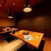 串焼・もつ鍋 博多でべそ 仙台南町通店の雰囲気3