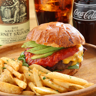 burger and bar Page Tree ペイジツリーのおすすめ料理1