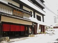 ホテル内の和食レストラン