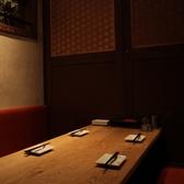 【個室】個室席もございます。人気席なので、ぜひご予約下さい♪