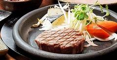 ステーキレストラン 千一夜のコース写真