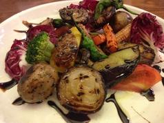 ■グリル焼き野菜~バルサミコソース~