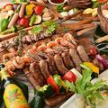 シュラスコ食べ放題ビアガーデン スカイガーデン 新宿店のおすすめ料理1