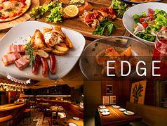 Cafe&Bar EDGE エッジの写真
