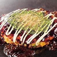 【人気の食べ放題】鉄板焼き・お好み焼き等50種類以上!