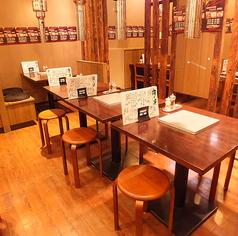 テーブル12名席「ホルモン太一亀有店」席のレイアウト次第で6名様まで承れます♪