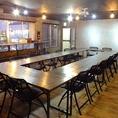 【3F貸切フロア】テーブルのレイアウトの自由に対応!会社での会議利用なども承っています!