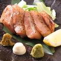 料理メニュー写真岡山産 豚珍甘 豚肩ロースステーキ120グラム
