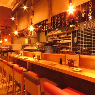 広島 裏袋 肉寿司の雰囲気1