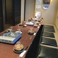 人気の個室はお早めのご予約を。2~6名様までの個室もご用意しております!【居酒屋 東海大前 飲み放題 個室 飲み放題】