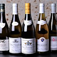 フランス産を中心にソムリエ厳選150種の上質なワイン
