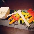 料理メニュー写真野菜スティック(アンチョビマヨ)