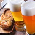 こだわりのビールと餃子で乾杯。宇都宮といえば餃子!JR宇都宮駅徒歩3分の餃子屋とは思えないほどお洒落な隠れ家バーです
