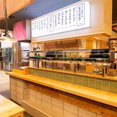 天ぷらと海鮮 ニューツルマツ 心斎橋パルコ店の雰囲気3