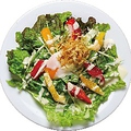 料理メニュー写真Caesar Salad 温玉シーザーサラダ