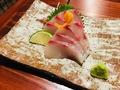 料理メニュー写真長谷川水産究極の極〆日替わり鮮魚