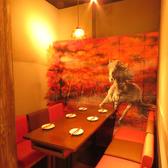 広島 裏袋 肉寿司の雰囲気2