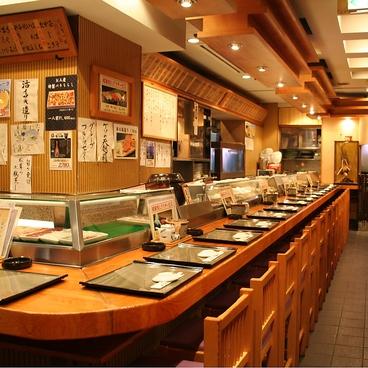寿司茶屋 桃太郎 池袋東口店の雰囲気1