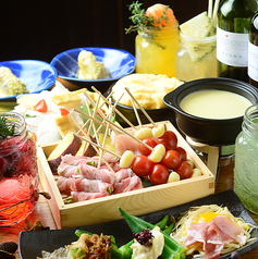 天ぷらスタンド KITSUNE 岐阜店のおすすめ料理2