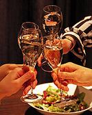 ワインや梅酒のご用意もございます。旬の食材を使ったカクテルもあり女性も美味しく楽しめるのも魅力☆もちろん、ソフトドリンクのご用意もございますのでお酒が苦手なお客様にも存分にお楽しみいただけます。様々なプランをご用意いたしておりますのでお好みやご予算に合わせてお選びください。
