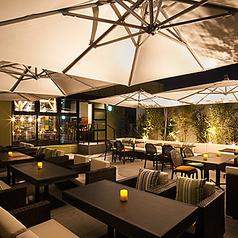 テラスレストラン コンフォートハウス Terrace Restaurant COMFORT HOUSE 福岡大名の雰囲気1