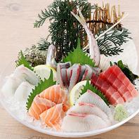 鮮度抜群!新鮮な海鮮料理をご用意しております。