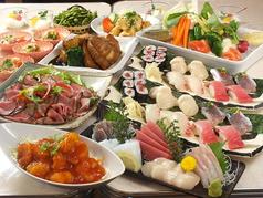 味のデパート MARUKAMI 武蔵小杉店のコース写真