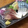 料理メニュー写真〆鯖