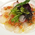 料理メニュー写真鮮魚のカルパッチョ