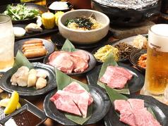 炭火焼肉 亀山社中 天理店の写真