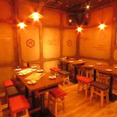 広島 裏袋 肉寿司の雰囲気3