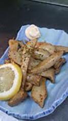料理メニュー写真日間賀島産 パリパリのり/温玉キムチ