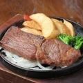 料理メニュー写真牛ハラミのステーキ 100g
