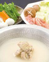 鳥元の水炊き鍋
