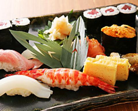 国分町でのお寿司は当店にお任せ!