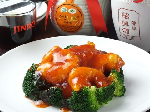大人数の宴会も可能!リーズナブルに中華を堪能できる!食べ飲み放題が人気のお店!