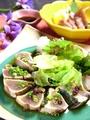 料理メニュー写真お魚のタタキ